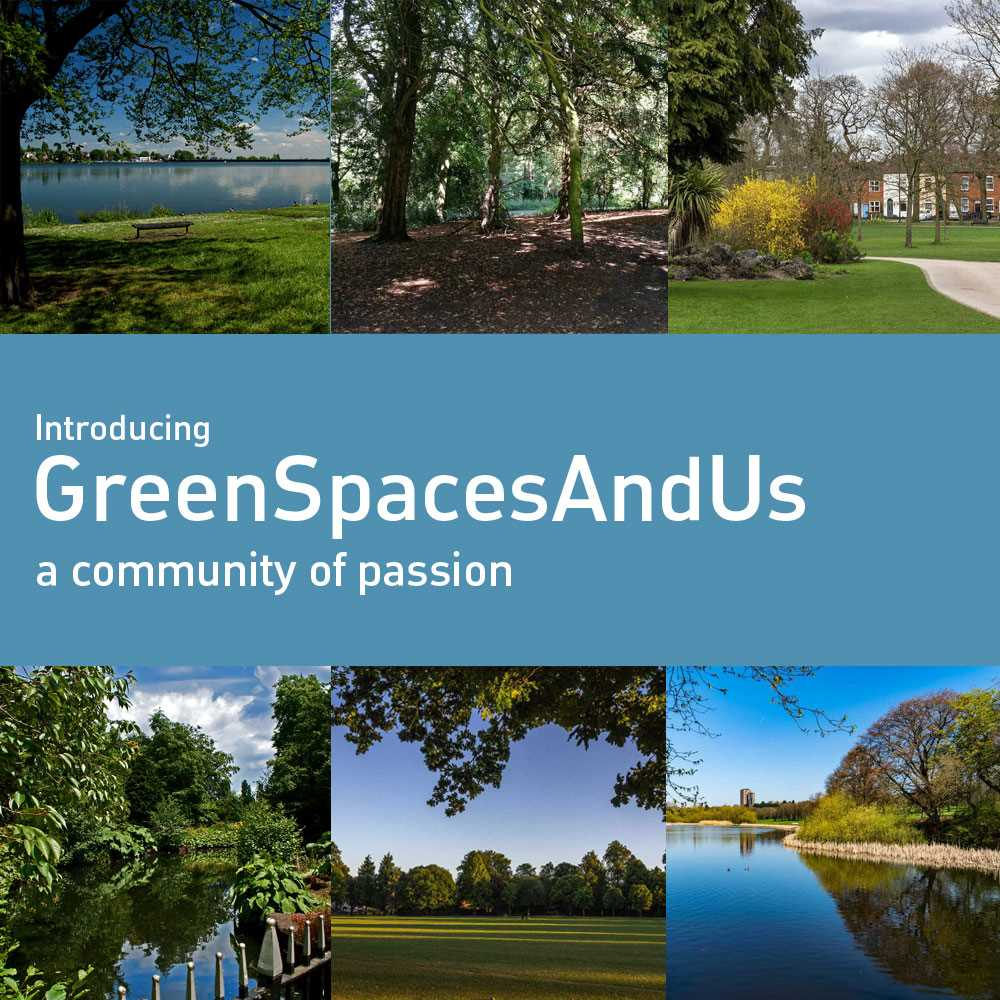 introducing+GreenSpacesAndUs+-+A+community+of+passion