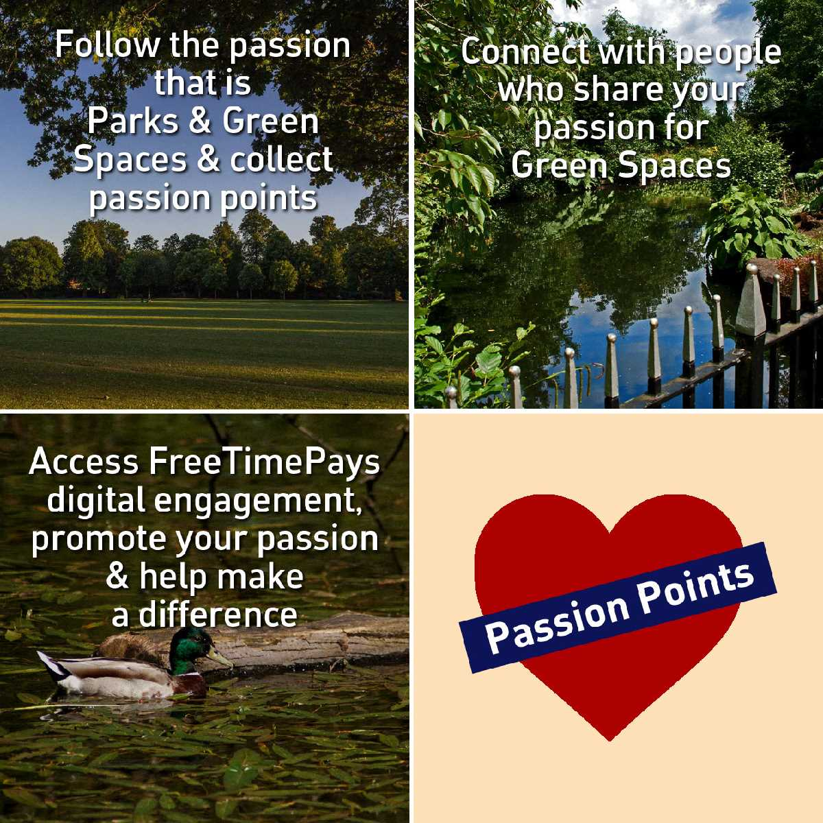 Are you passionate about protecting Green Spaces? Join Us!<br />