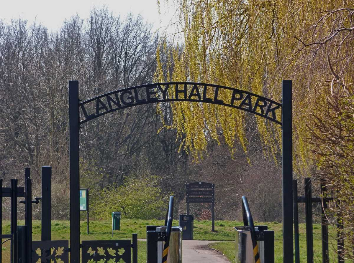 Langley Hall Park, Solihull - A wonderful open space!