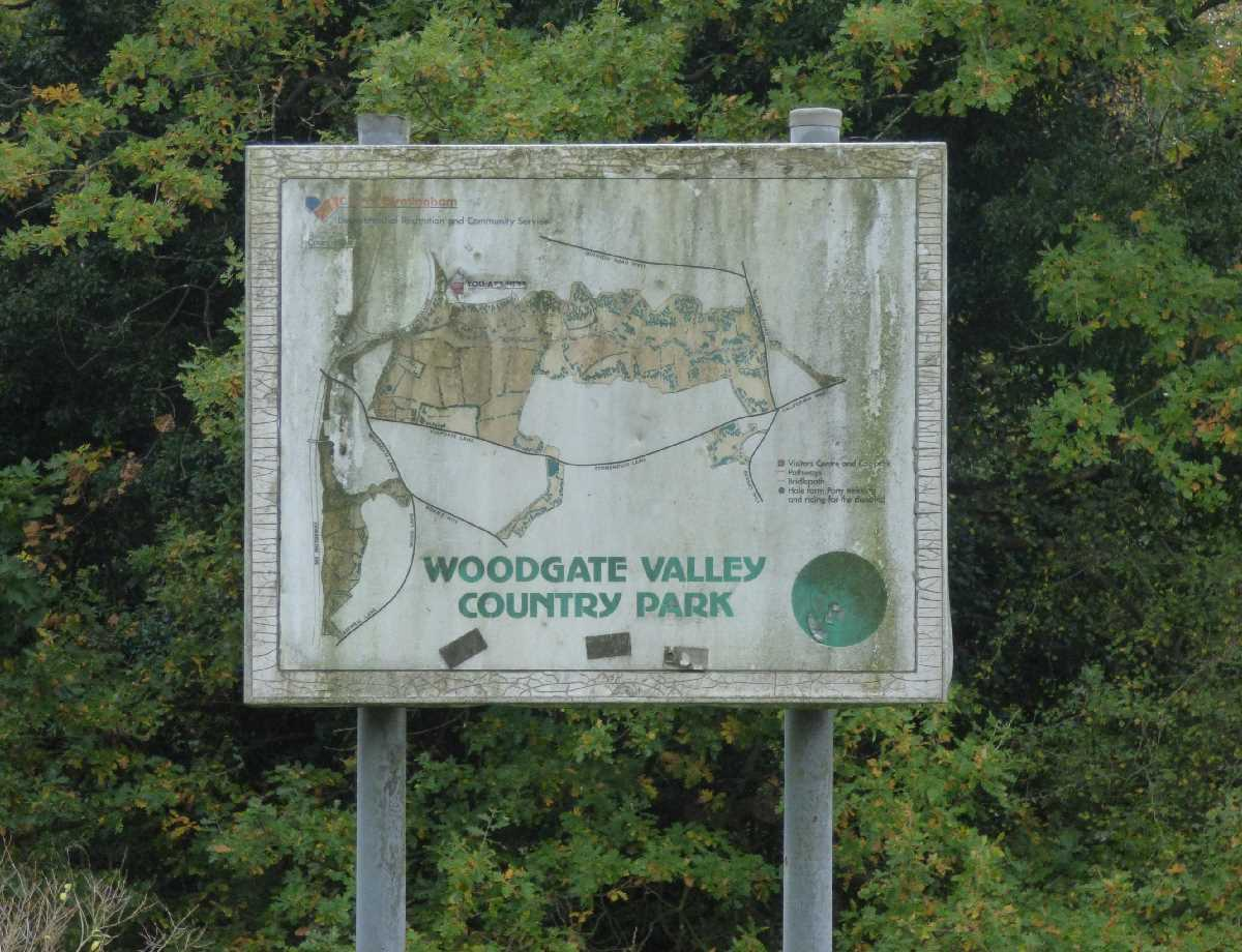Woodgate Valley Country Park